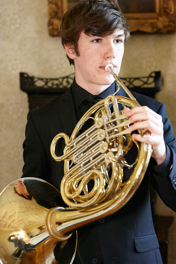 Gregynog Young Brass Player of the  Year