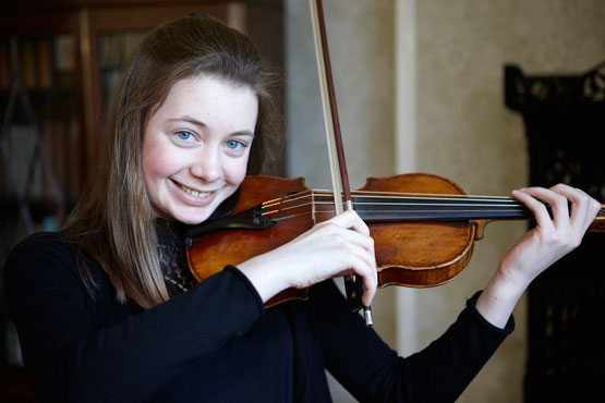 Gregynog Young String Player of the Year