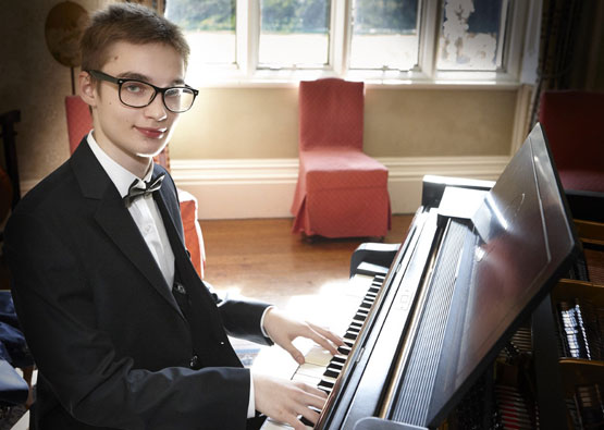 Gregynog Young Musician of the Year – 2017