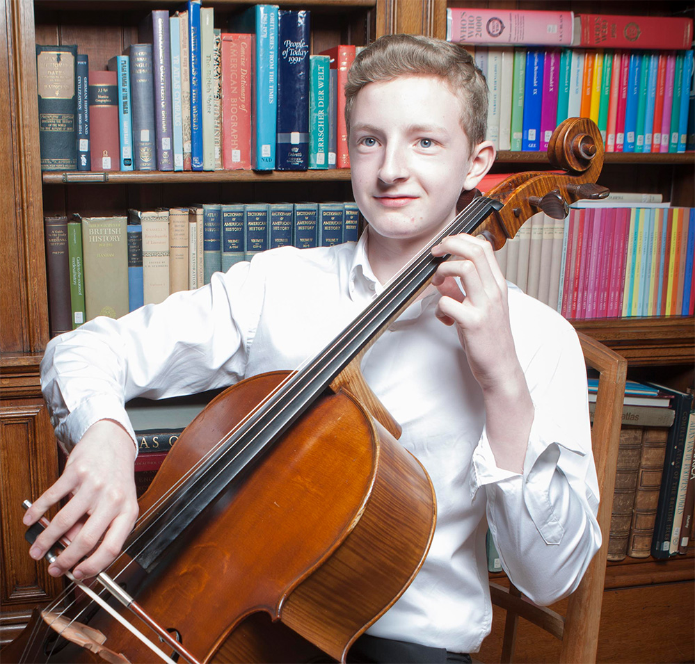 Willard Carter - Gregynog Young Musician of the Year 2018