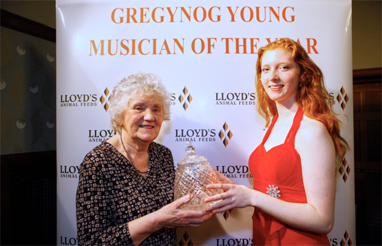 Gregynog Young Musician of the Year – 2016