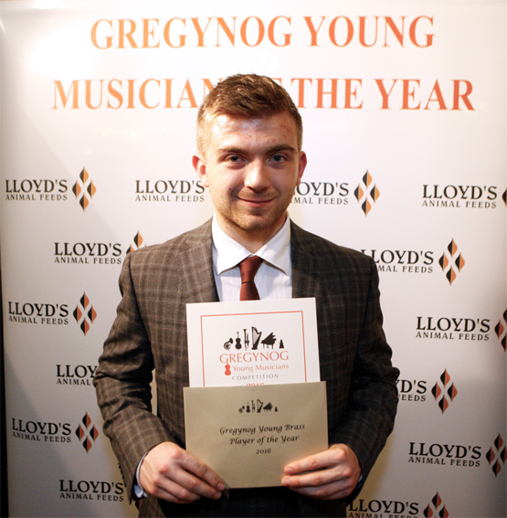 Young Brass Player of the Year 2016