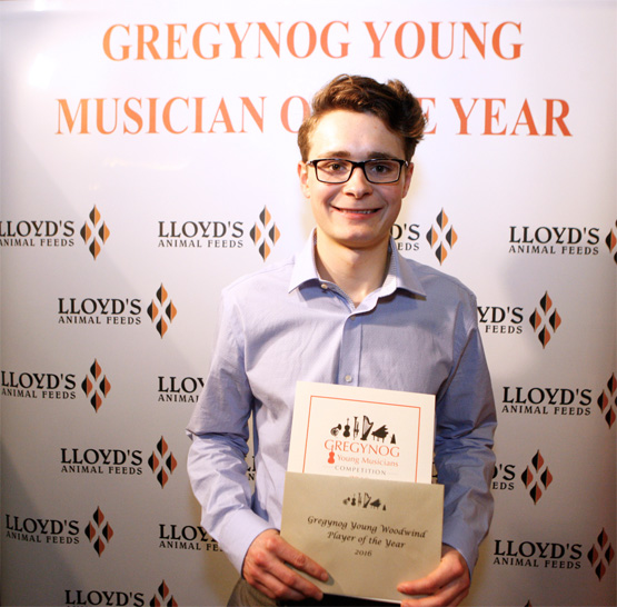 Young Woodwind Player of the Year