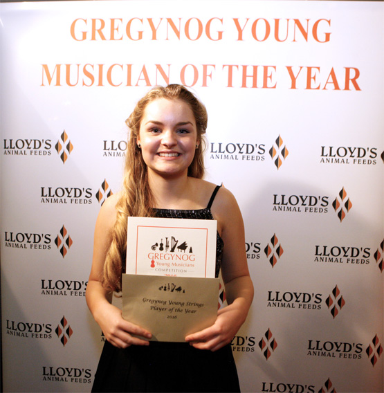 Young String Player of the Year
