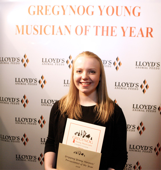 Young Percussionist of the Year 2016