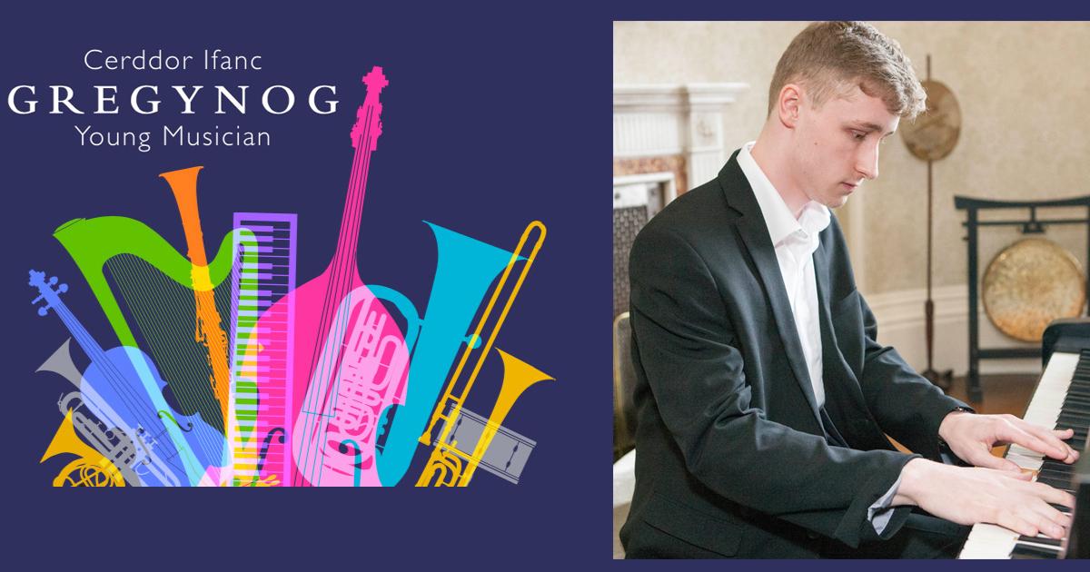 Gregynog Young Musician - Cerddor Ifanc Gregynog - 2020